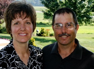 Darrel and Elizabeth Mills, Owners